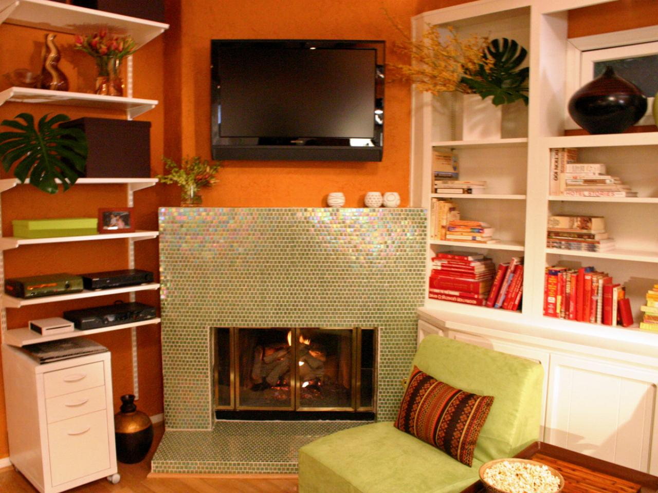 Hot fireplace design ideas diy home decor and decorating for Diy fireplace remodel ideas