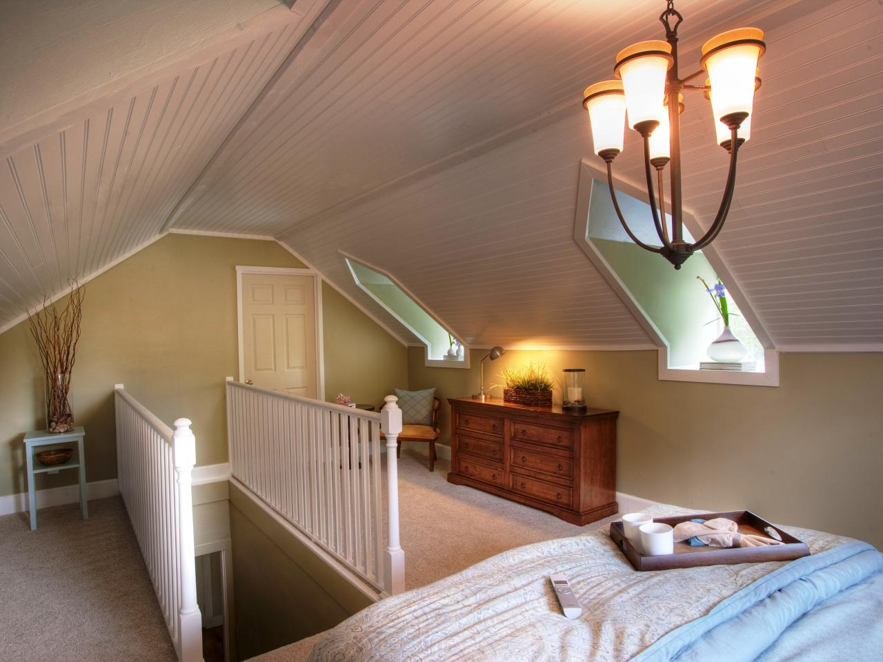 16 amazing attic remodels storage ideas how tos for for Attic bedroom ideas