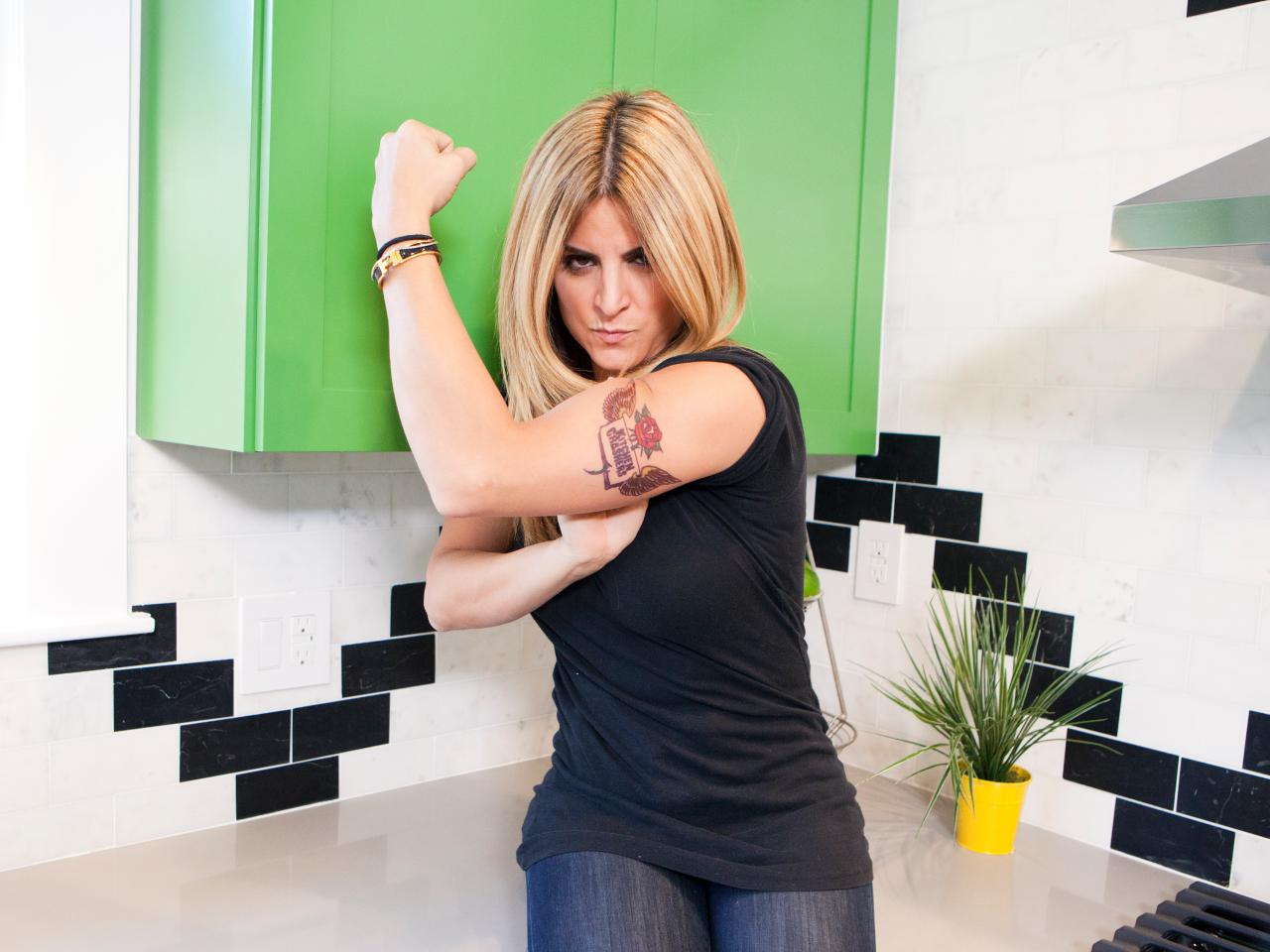 Psst diy celebs want to show you their tattoos diy Is kitchen crashers really free