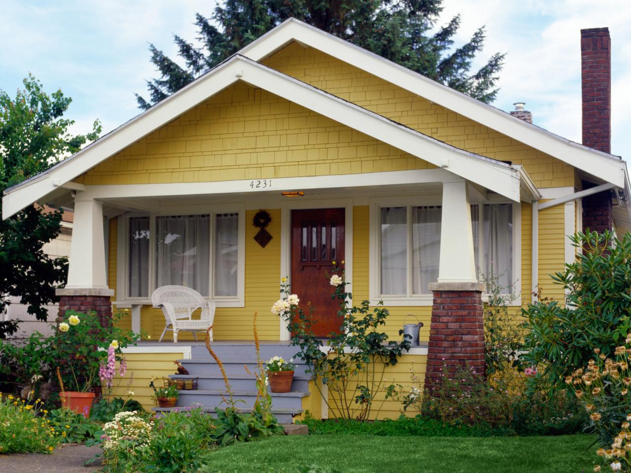 Tips And Tricks For Painting A Home S Exterior Painting