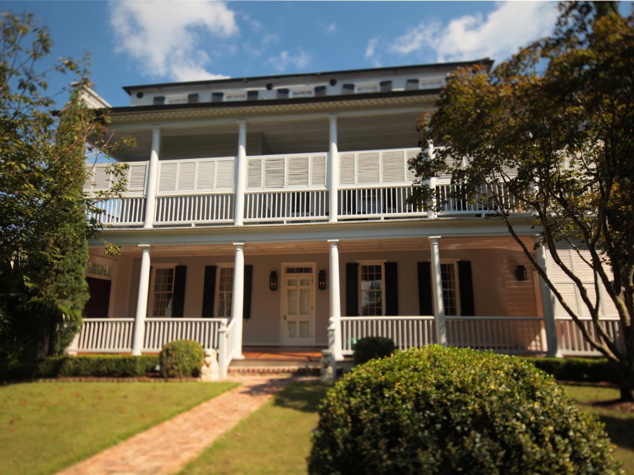 Restoring Charleston Diy