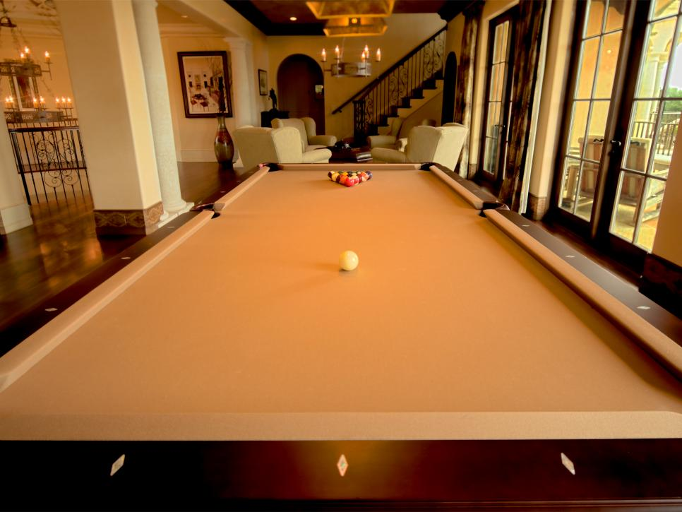 Beautiful Tuscan Color Scheme : Beautiful Tuscan Color Scheme : Beautiful Homes with Pool Tables