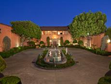 Home Exterior: Legendary Beverly House in Beverly Hills, Calif.