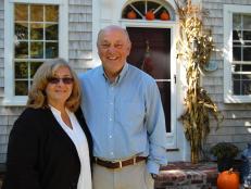 Cape Cod Retirement Home, New Front Door
