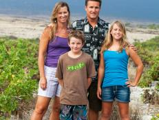 Twist Family on HGTV's Hawaii Life