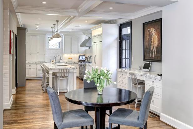 Kitchen: Historic Home on Belmont Rd in Washington DC