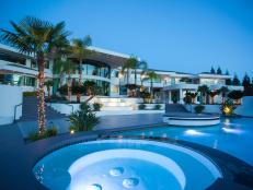 Pool and Spa: Eddie Murphy's Former Compound in Granite Bay, Calif.