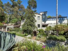 Main House: Sheryl Crow's Secluded Compound in Los Angeles