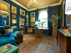 Kips Bay Decorator Show House NYC: Markham Roberts
