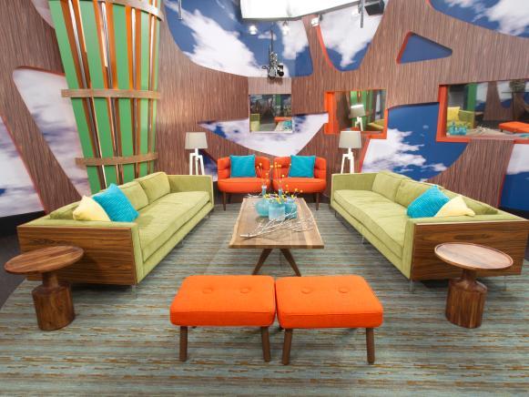 Living Room: Big Brother House, Season 16