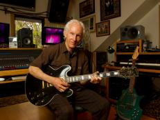 Studio: Robby Krieger's California Home
