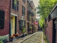Beacon Hill Neighborhood: Boston