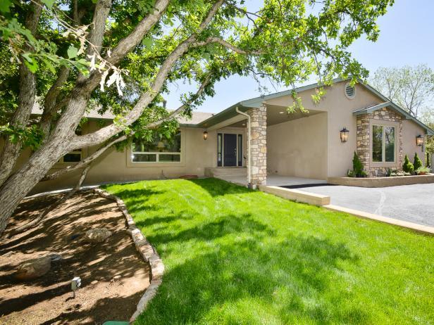 Transformed Mediterranean-Style Home in Colorado Springs, Colo., After
