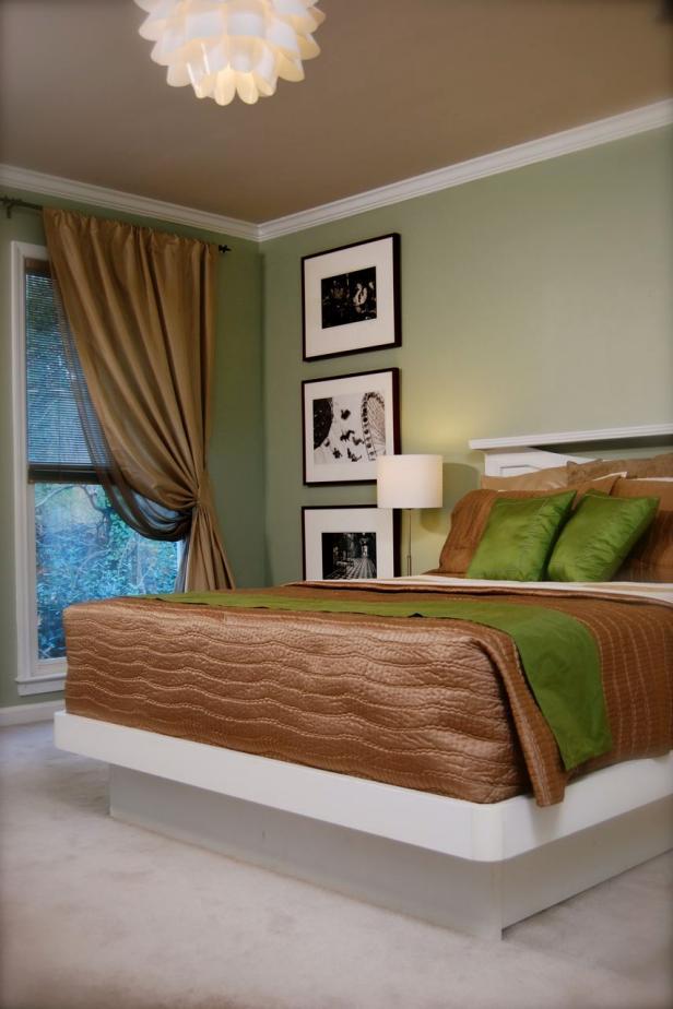 Bedroom: Stick to a Color Scheme