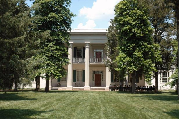 The Hermitage in Nashville, Tennessee