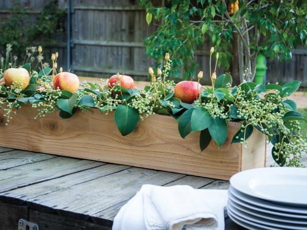 Fall Harvest Centerpiece
