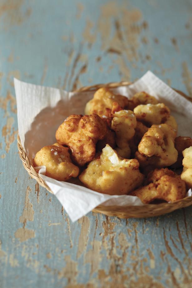 Cauliflower Fries