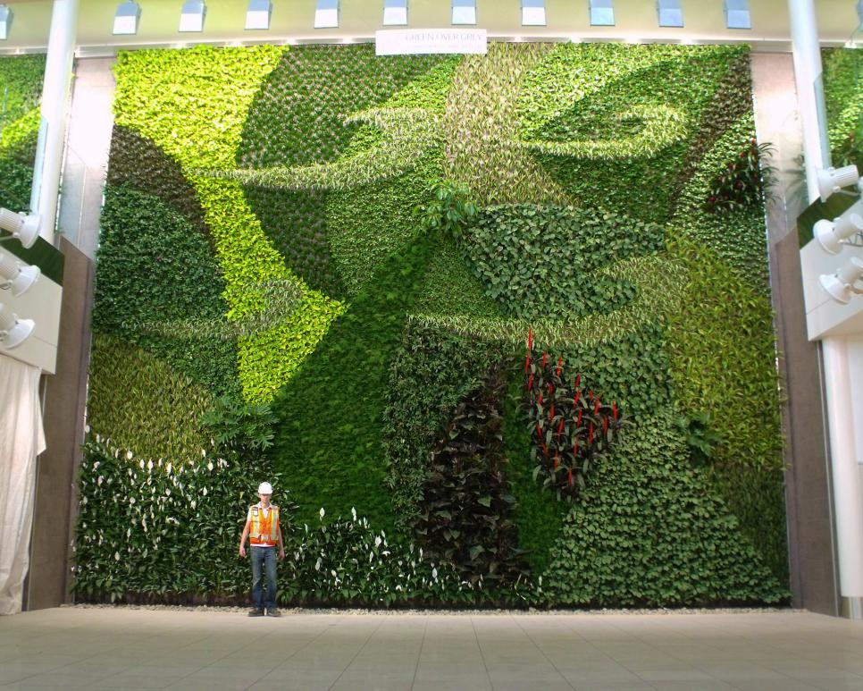 Living Wall Ideas Hgtv