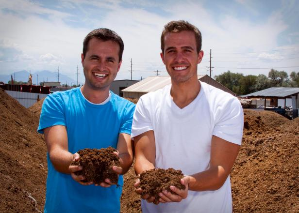 EcoScraps Founders
