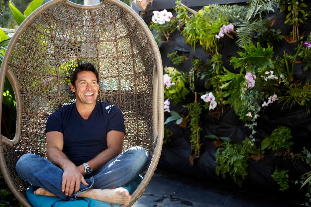 HGTV Host Jamie Durie