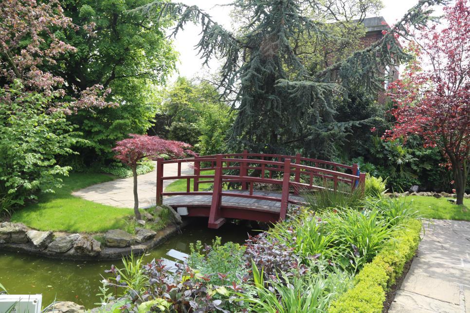 Take A Tour Of A Secret English Garden High Above London S