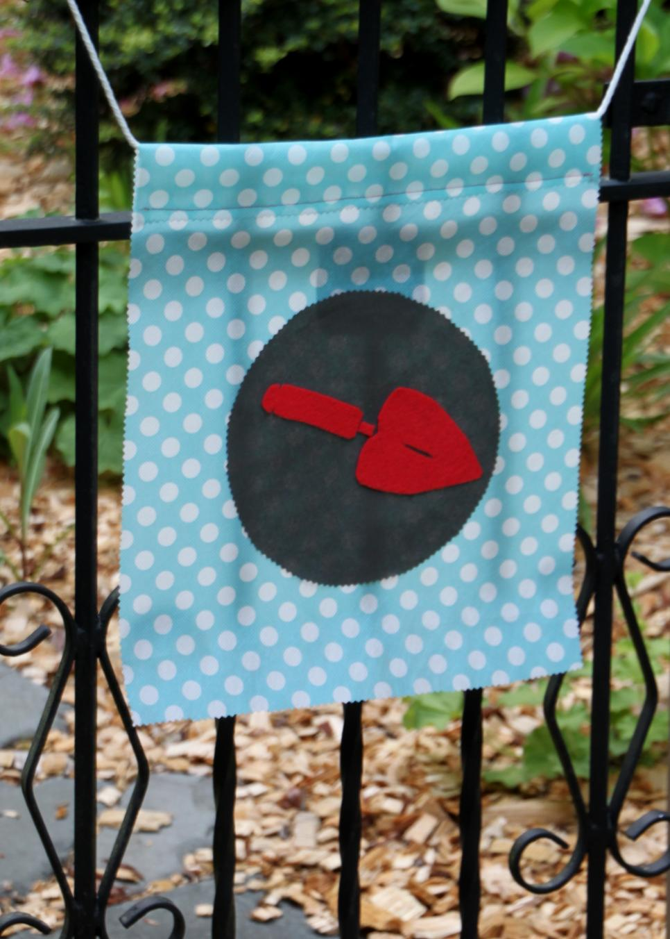 Create a Garden Flag to Show Off Your Love of Growing HGTV