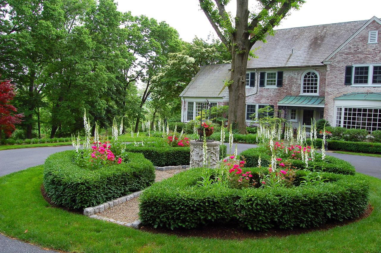 Front yard facelift ideas hgtv for Front yard garden