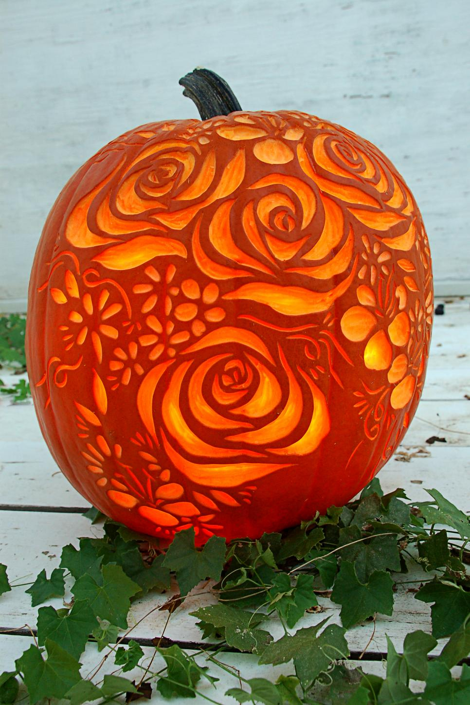 Pumpkin Carving Pumpkin Carving Patterns Hgtv