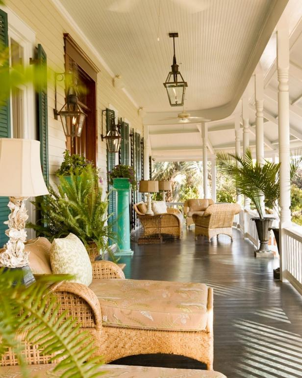 Outdoor Smart And Creative Design Front Porch Ideas: Front Porch Decorating Tips