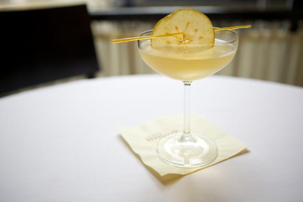 Honeycrisp Apple Cocktail