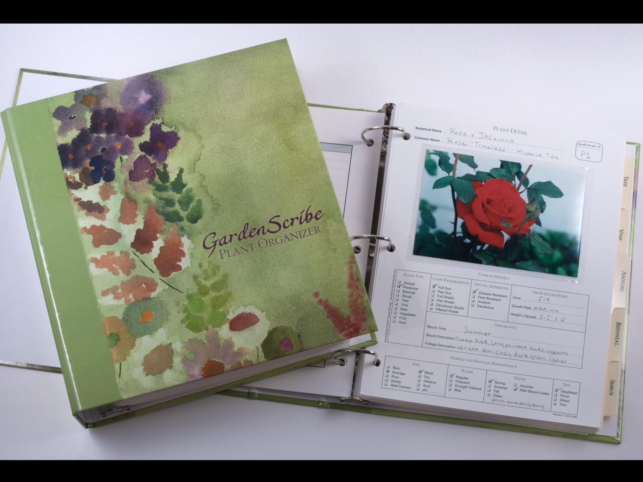 Garden Journal Tips HGTV