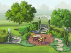Fruit Garden Plan