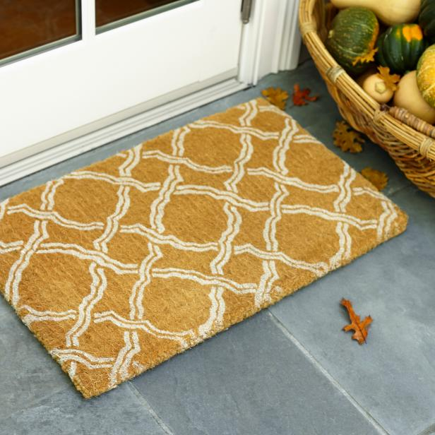 13 Fabulous Designer Doormats Easy Crafts And Homemade