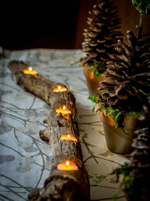 Branch Tealight