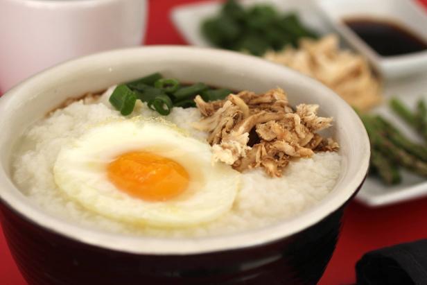 Slow Cooker Congee
