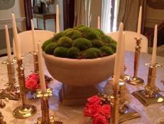 Centerpiece Moss
