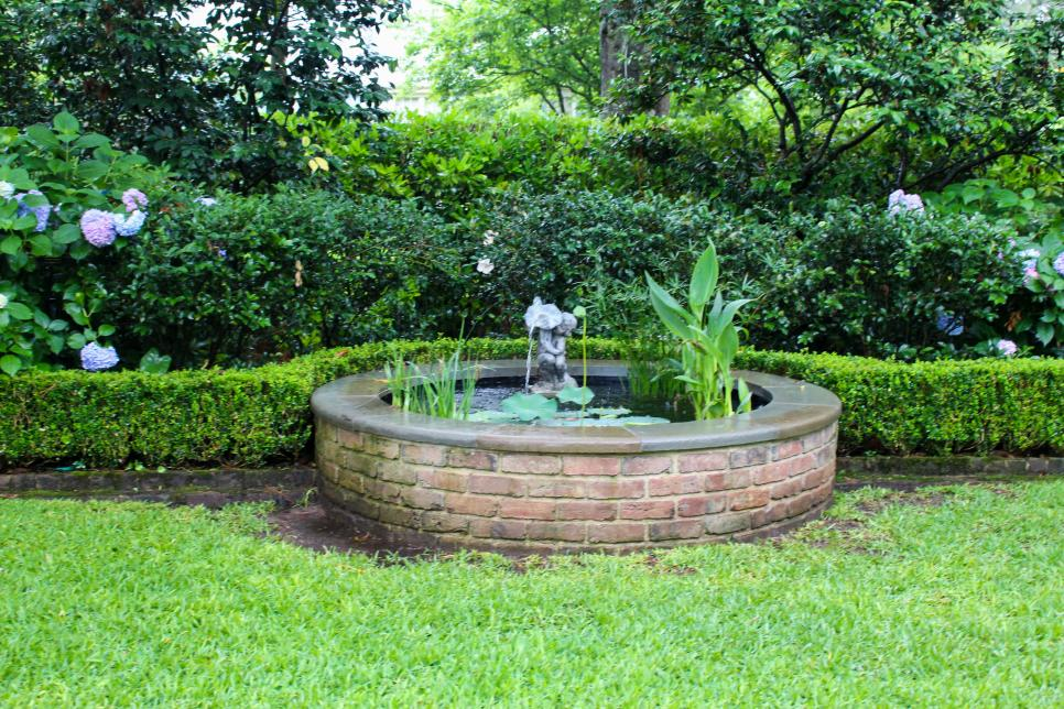 A Classic Charleston Garden Focused on Shrubs and Trees HGTV
