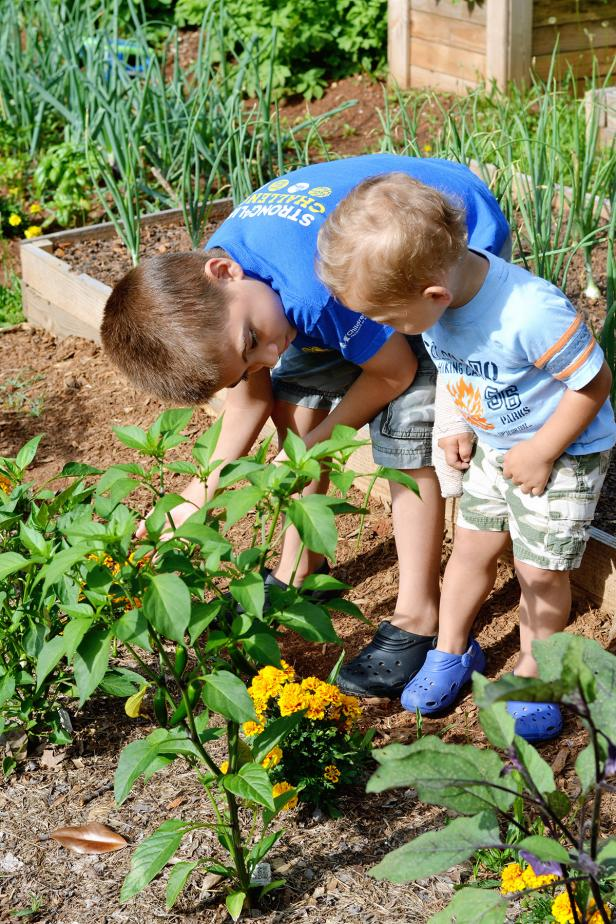 Get Your Kids to Enjoy Gardening