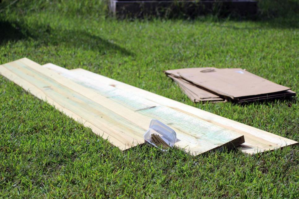 Build Cheap Raised Garden Beds Inexpensive Raised Beds HGTV