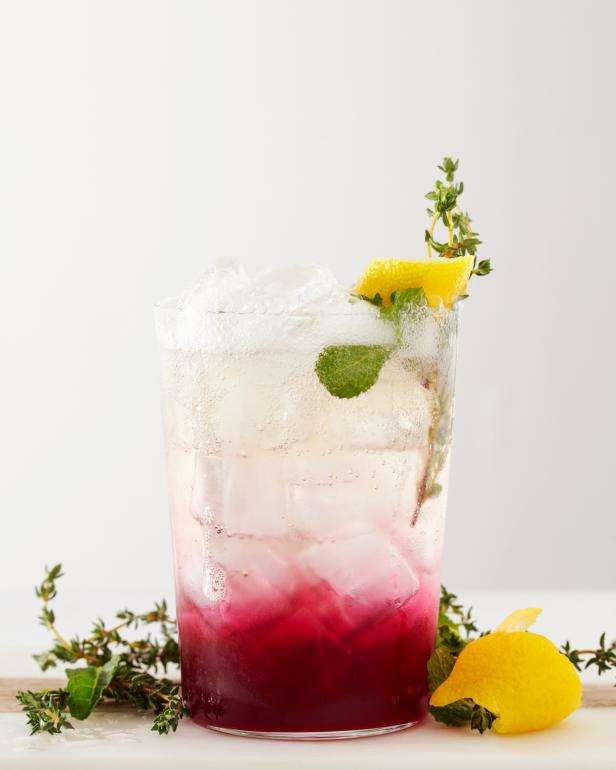 Beet Ginger Shrub
