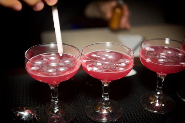 A Beet Cocktail