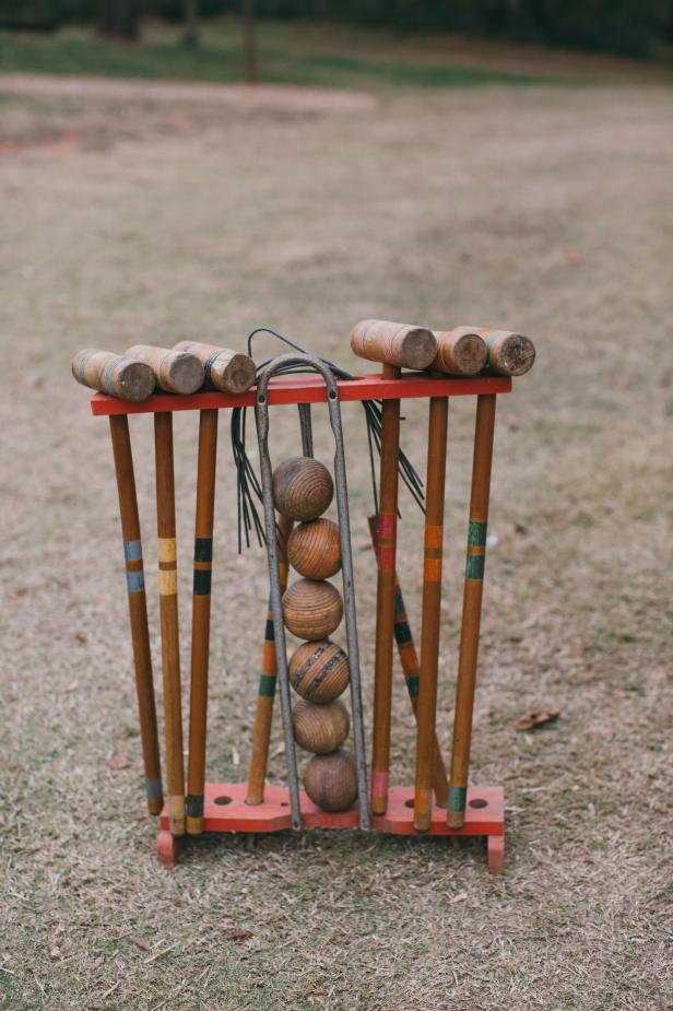 Croquet for Cocktail Hour