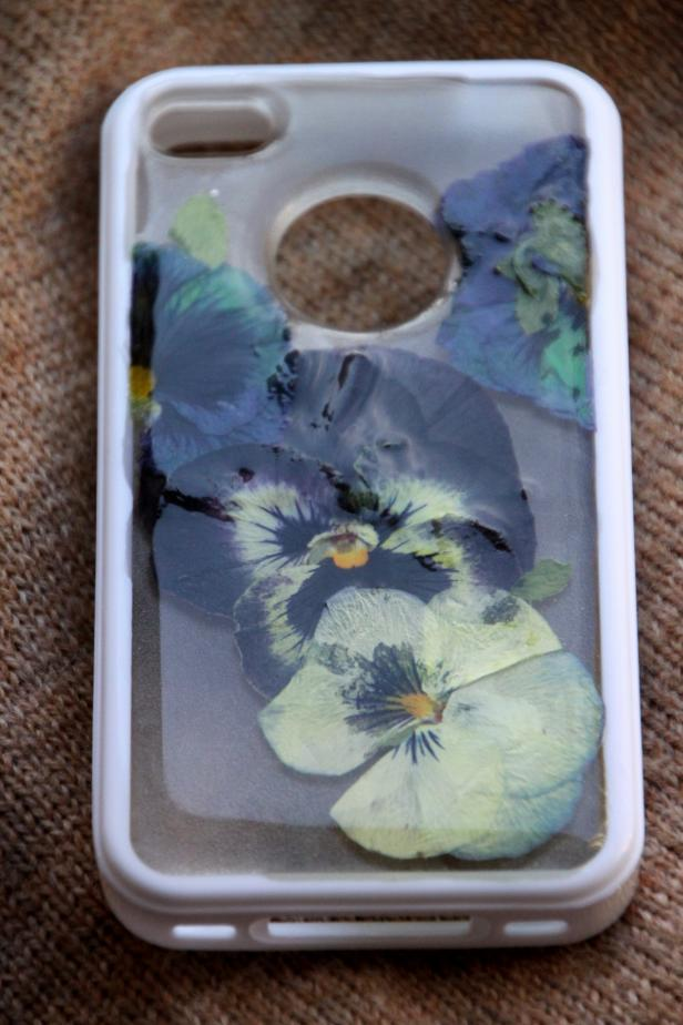 Pressed Petal Phone Case
