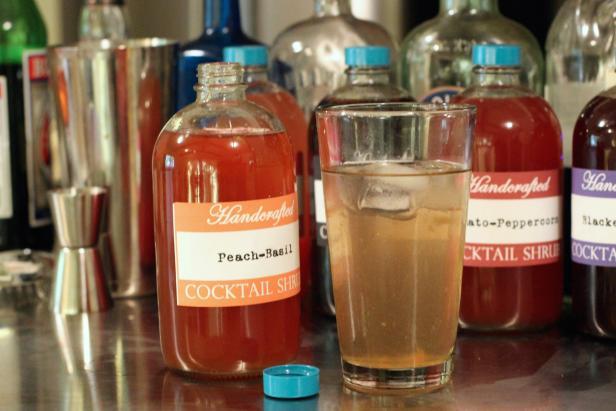 Cocktail Shrubs