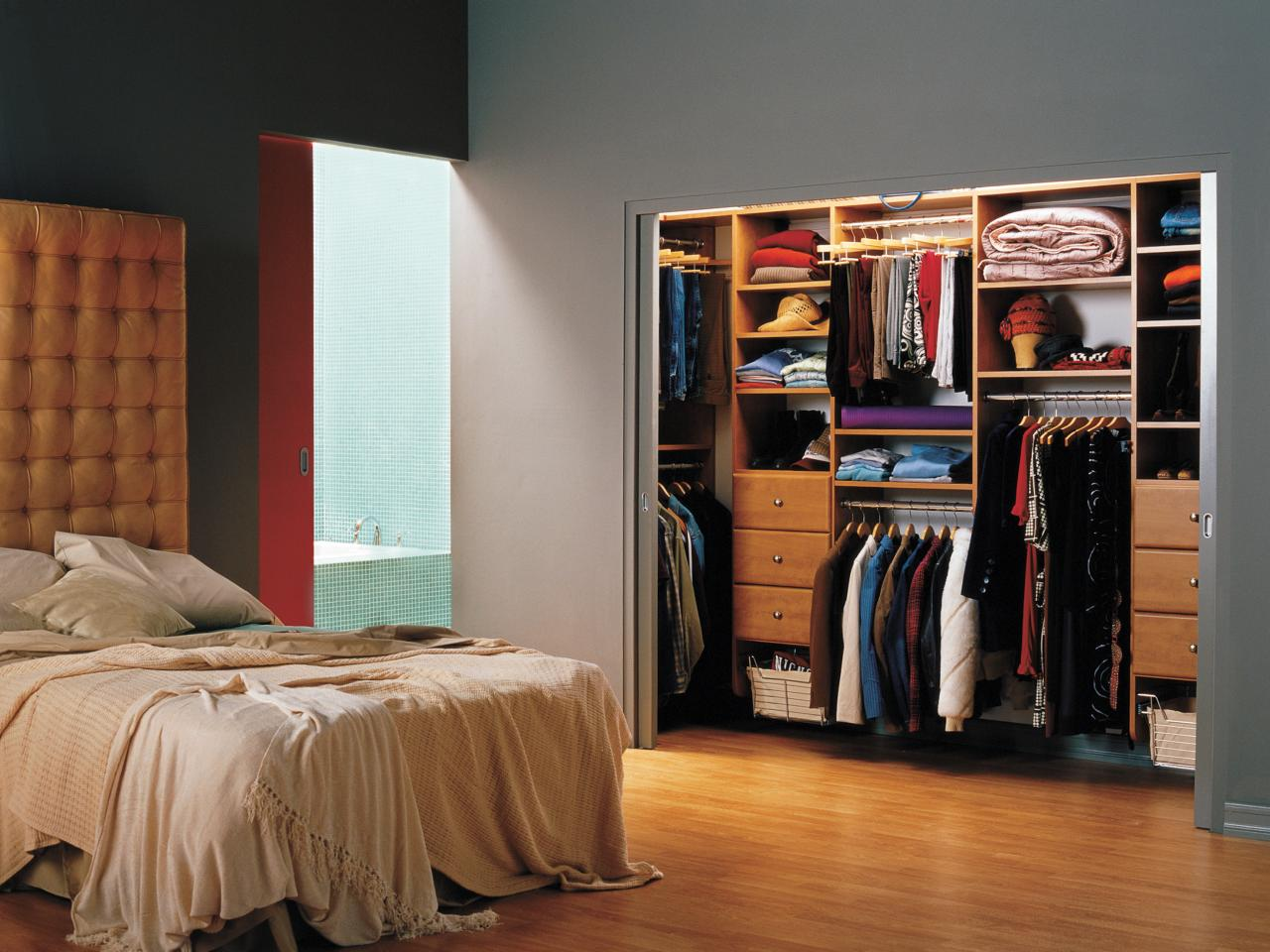the teenage boy this closet design