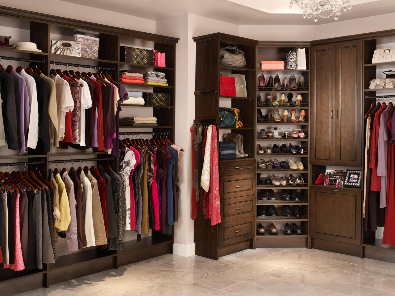 For The Fashionista Who Has More Shoes Than Clothes, Itu0027s Wise To Consider  How These Favorite Items Are Showcased. ClosetMaid Has Created The Perfect  System ...