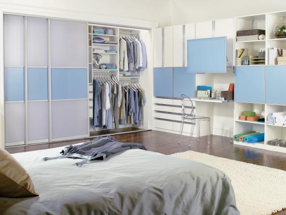 Movable Wardrobe Doors