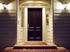 Elegant Traditional Entryway