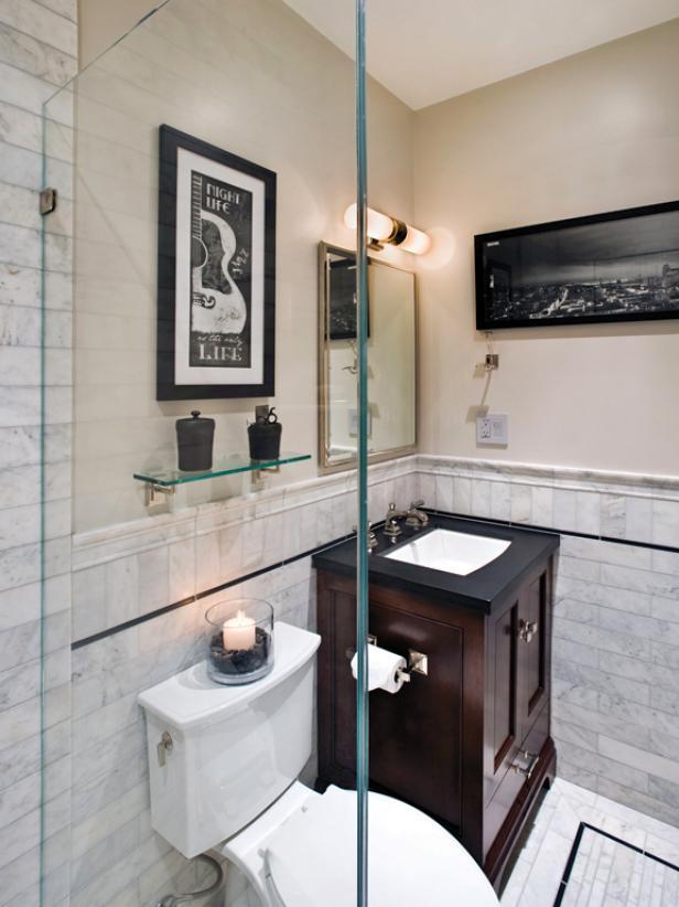 Sophisticated Bathroom Designs | HGTV