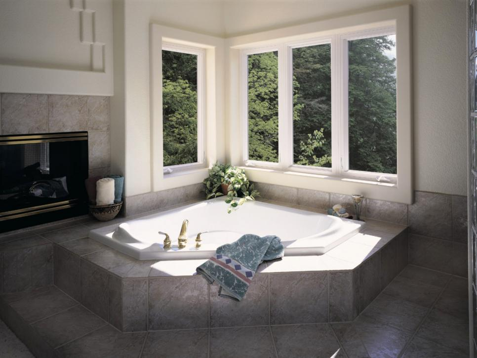 Energy efficient windows with style hgtv for Energy star vinyl windows